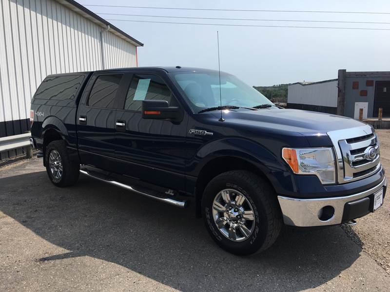 2009 Ford F-150 for sale at TRUCK & AUTO SALVAGE in Valley City ND