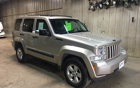 2011 Jeep Liberty for sale in Valley City, ND