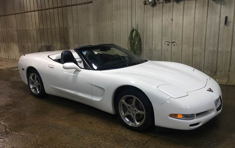 2002 Chevrolet Corvette 2dr Convertible In Valley City ND - TRUCK