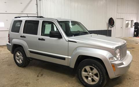 2009 Jeep Liberty for sale in Valley City, ND