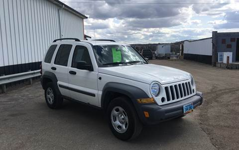 2005 Jeep Liberty for sale in Valley City, ND
