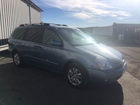 2007 Kia Sedona for sale in Valley City, ND