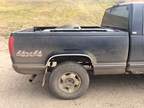 1994 Chevrolet PICKUP 4X4 for sale in Valley City,, ND