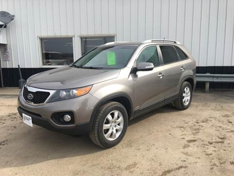 2011 Kia Sorento for sale in Valley City, ND