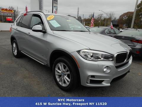 2014 BMW X5 for sale in Freeport, NY