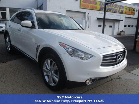 2014 Infiniti QX70 for sale in Freeport, NY