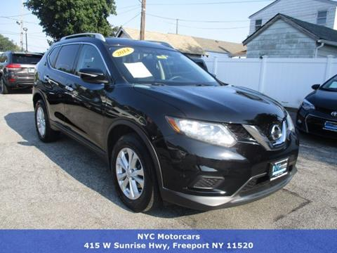 2014 Nissan Rogue for sale in Freeport, NY