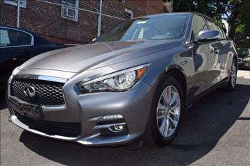 2014 Infiniti Q50 for sale in Freeport, NY