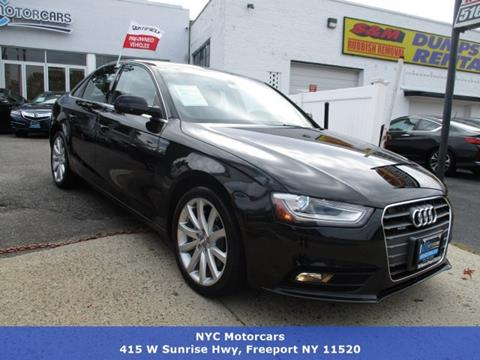 2013 Audi A4 for sale in Freeport, NY