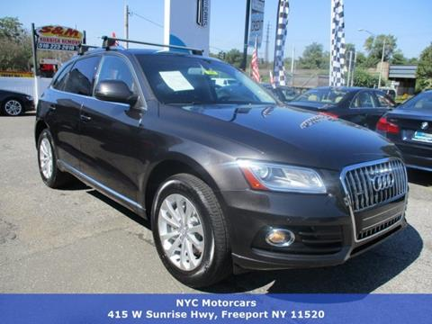 2014 Audi Q5 for sale in Freeport, NY