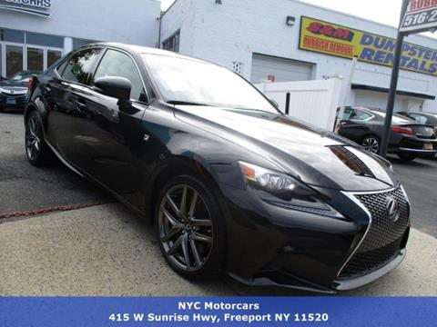 2014 Lexus IS 350 for sale in Freeport, NY