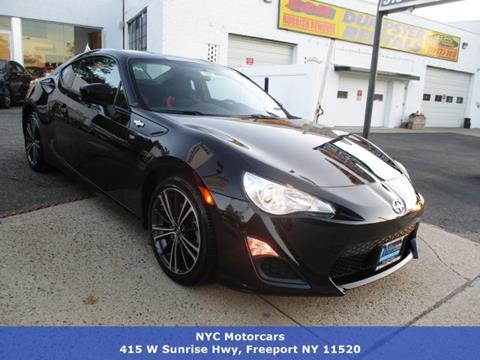 2013 Scion FR-S for sale in Freeport, NY