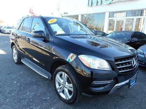 2015 Mercedes-Benz M-Class for sale in Freeport, NY