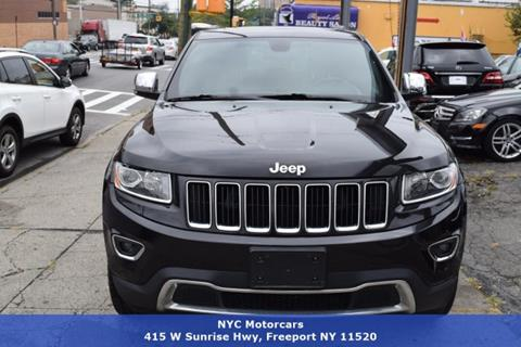 2014 Jeep Grand Cherokee for sale in Freeport, NY