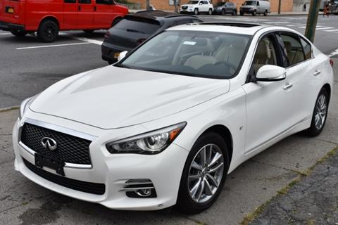 2015 Infiniti Q50 for sale in Freeport, NY