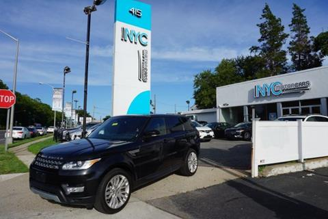 2015 Land Rover Range Rover Sport for sale in Freeport, NY