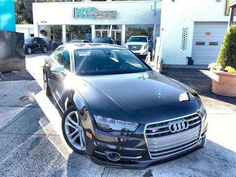 2016 Audi S7 for sale in Freeport, NY