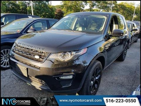 2016 Land Rover Discovery Sport for sale in Freeport, NY