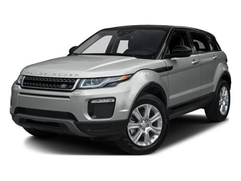 2016 Land Rover Range Rover Evoque for sale in Freeport, NY