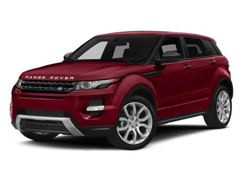 2015 Land Rover Range Rover Evoque for sale in Freeport, NY