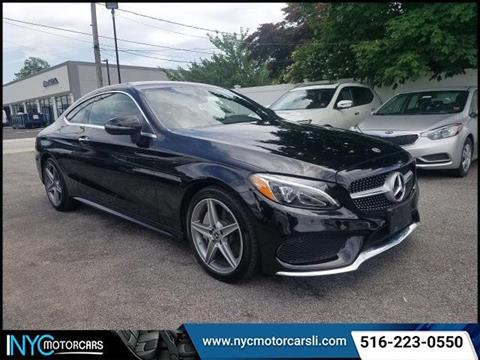 2018 Mercedes-Benz C-Class for sale in Freeport, NY