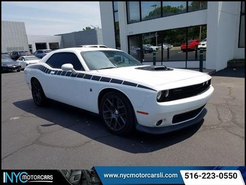 2016 Dodge Challenger for sale in Freeport, NY