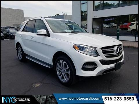 2016 Mercedes-Benz GLE for sale in Freeport, NY