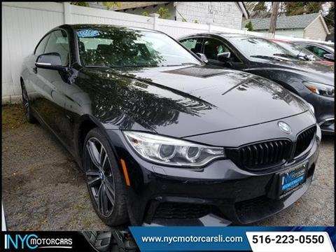 2015 BMW 4 Series for sale in Freeport, NY