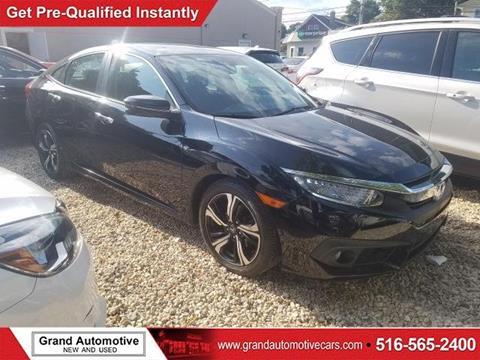 2016 Honda Civic for sale in Freeport, NY