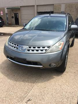 2007 Nissan Murano for sale in Richardson, TX