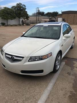 2006 Acura TL for sale in Richardson, TX