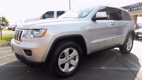 2011 Jeep Grand Cherokee for sale in Fredericksburg, VA