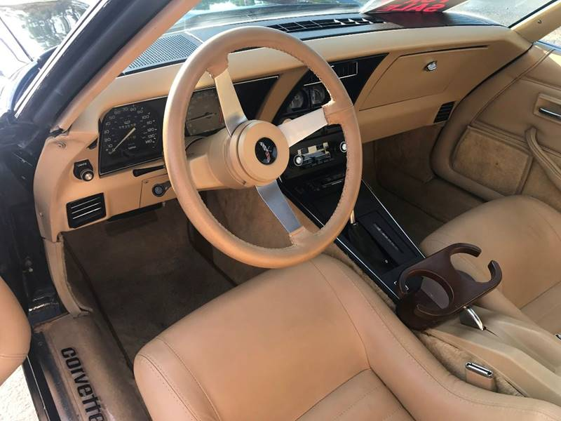 1979 Chevrolet Corvette for sale at Freedom Automotives in Grove City OH