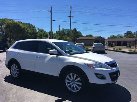 2010 Mazda CX-9 for sale at Freedom Automotives in Grove City OH