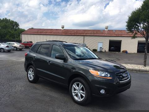 2010 Hyundai Santa Fe for sale at Freedom Automotives in Grove City OH