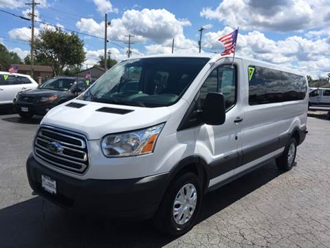 2016 Ford Transit Wagon for sale in Grove City, OH