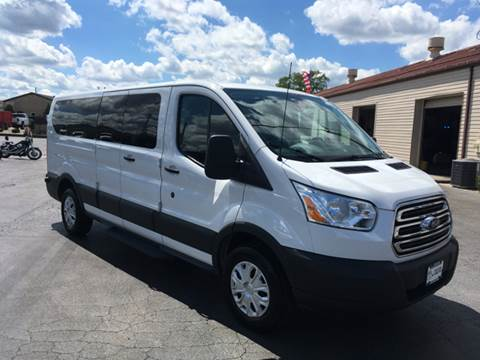 2016 Ford Transit Wagon for sale at Freedom Automotives in Grove City OH