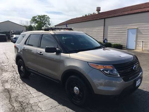 2013 Ford Explorer for sale at Freedom Automotives in Grove City OH