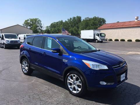 2013 Ford Escape for sale at Freedom Automotives in Grove City OH