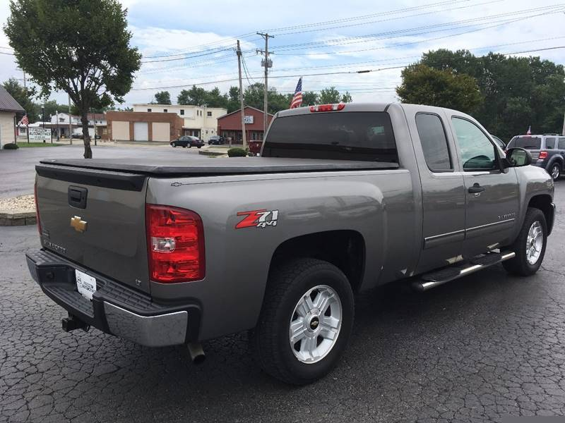 2012 Chevrolet Silverado 1500 for sale at Freedom Automotives in Grove City OH