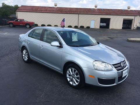 2010 Volkswagen Jetta for sale at Freedom Automotives in Grove City OH