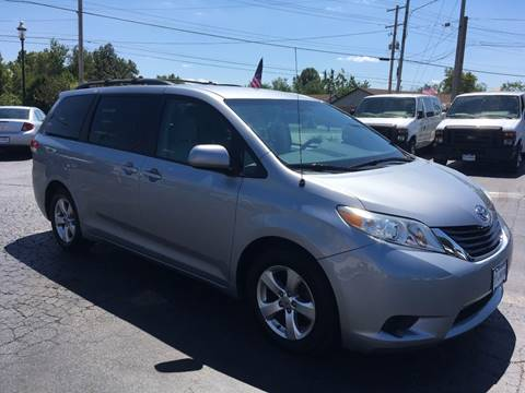 2011 Toyota Sienna for sale at Freedom Automotives in Grove City OH