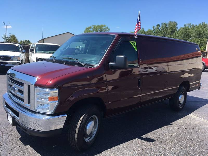2011 Ford E-Series Cargo for sale at Freedom Automotives in Grove City OH