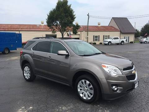 2011 Chevrolet Equinox for sale at Freedom Automotives in Grove City OH