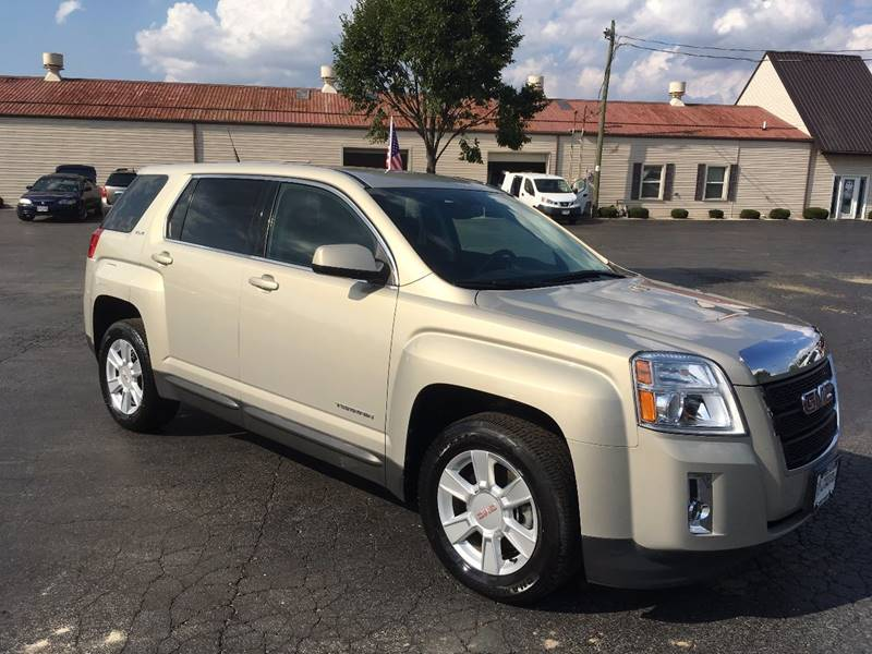 2011 GMC Terrain for sale at Freedom Automotives in Grove City OH