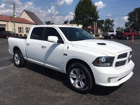 2013 RAM Ram Pickup 1500 for sale at Freedom Automotives in Grove City OH