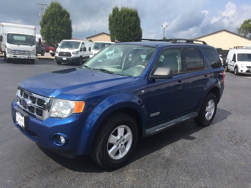 2008 Ford Escape for sale at Freedom Automotives in Grove City OH