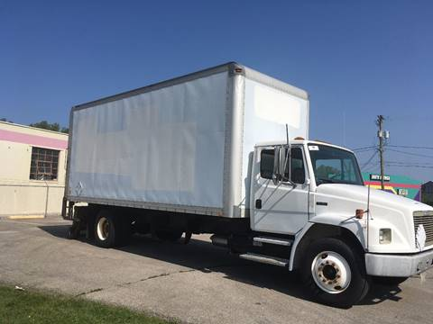 1998 Freightliner FL 70 for sale in Grove City, OH