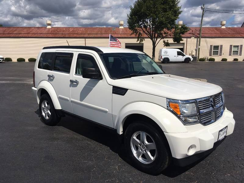 2008 Dodge Nitro for sale at Freedom Automotives in Grove City OH