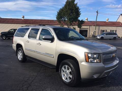 2007 Chevrolet Suburban for sale at Freedom Automotives in Grove City OH